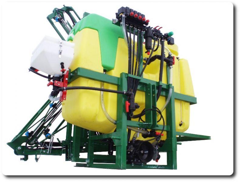 800|12 m hidraulicne grane