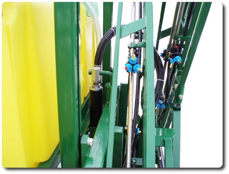 Cilindar za hidraulicno dizanje grana