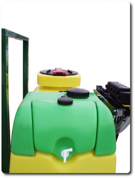 3R-rezervoar (glavni, za ispiranje sistema i za pranje ruku)