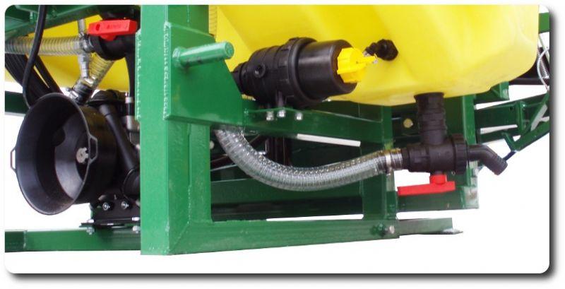 Sifon i ejektor za usis i ispust vode